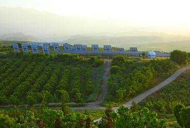 Kapatovo Gardens and Vineyards