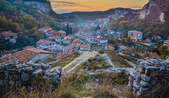 Melnik Wine Route