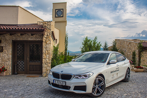 Brand new BMW 6 GT at the Estate in partnership with M Car Varna