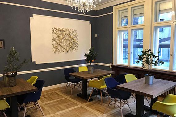 Restaurant ANDRé is a part of the Relais & Châteaux family