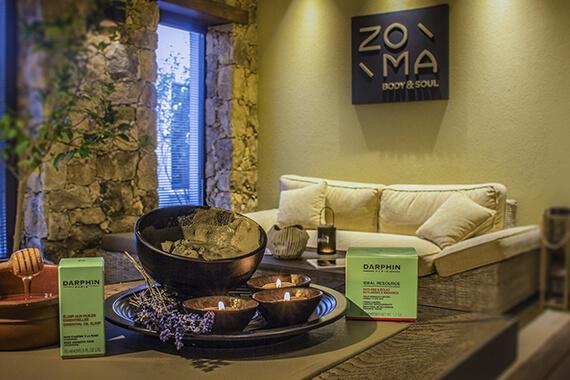 New ZOMA body & soul Мenu