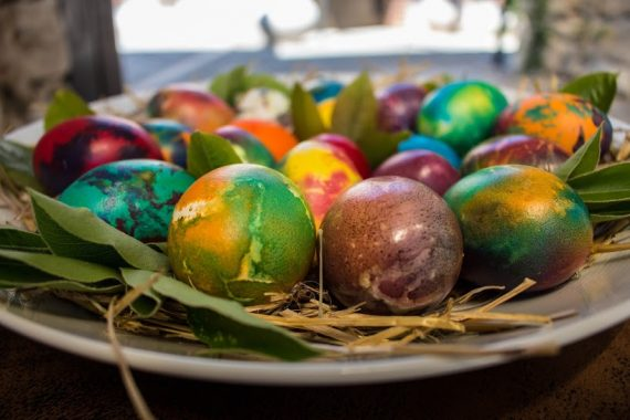 Easter holidays at the Estate