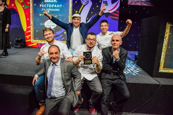 aEstivum awarded for Creative Cuisine
