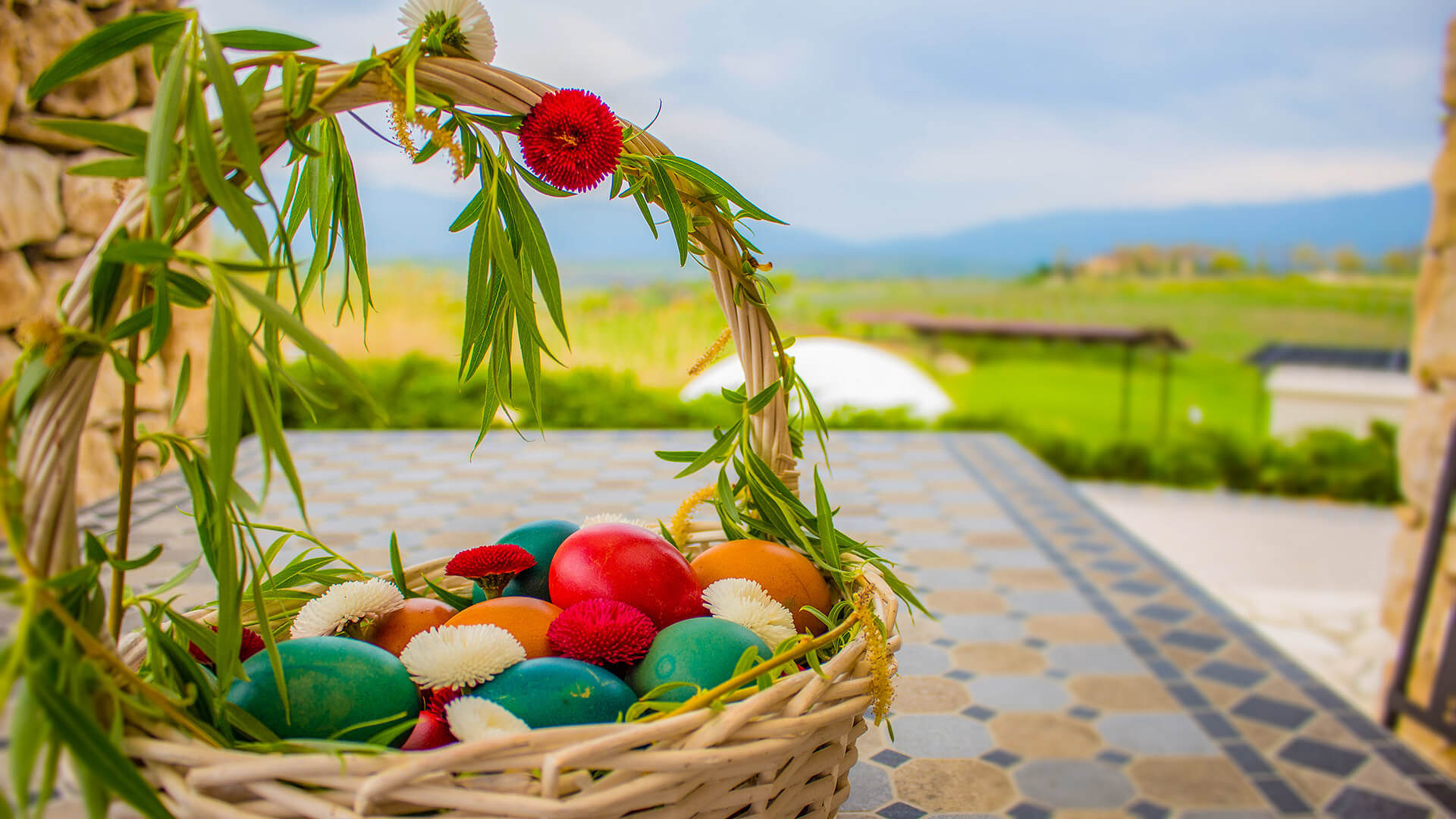 Easter at the Estate 1